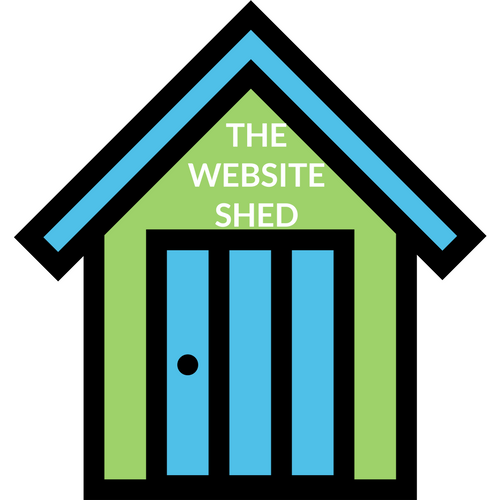 The Website Shed